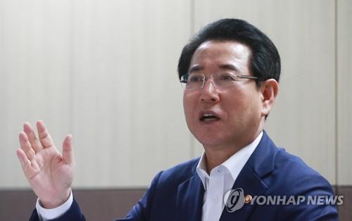 김영록 농림축산식품부 장관 [연합뉴스 자료사진]