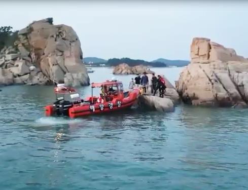 [인천해양경찰서 제공=연합뉴스]