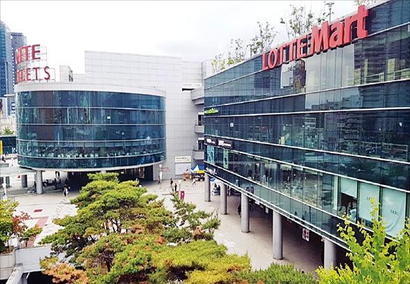 서울역 롯데마트