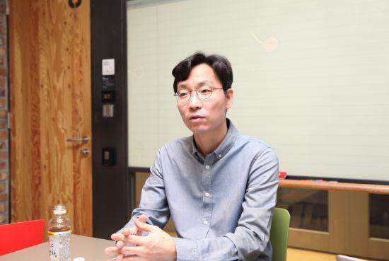 NHN엔터 조영일 클라우드플랫폼개발랩장.