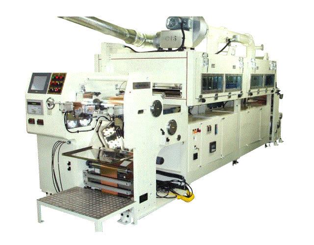 이차전지 전극 제조에 쓰이는 씨아이에스의 코팅 머신 제품 (사진=씨아이에스)