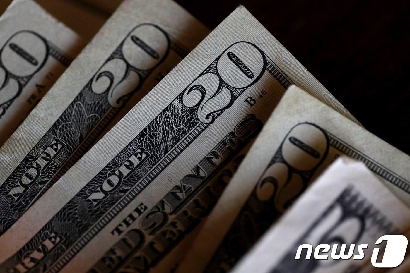 20달러 지폐© AFP=뉴스1