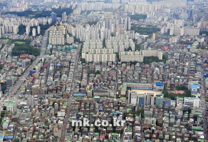 서울 잠실 일대 아파트 단지 전경 [사진 = 강영국 기자]
