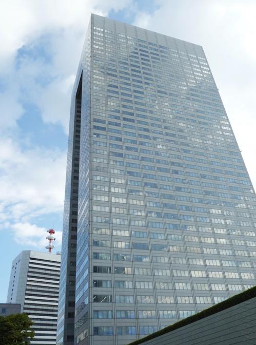 [교도=연합뉴스 자료사진] 도시바(東芝) 본사가 입주한 도쿄 미나토구 건물의 13일 모습이다.