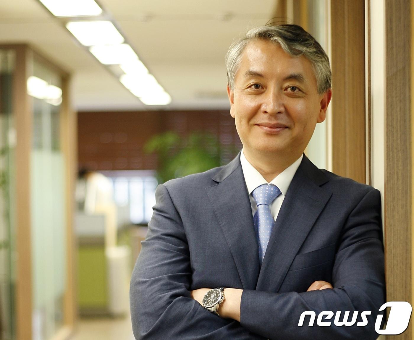 문은상 신라젠 대표.© News1