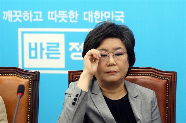 이혜훈 전 바른정당 대표. 연합뉴스