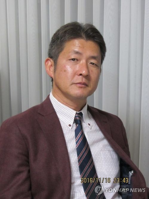 오쿠조노 히데키(奧園秀樹·53) 일본 시즈오카(靜岡)현립대(국제관계학) 교수 [오쿠조노 히데키 교수 제공]