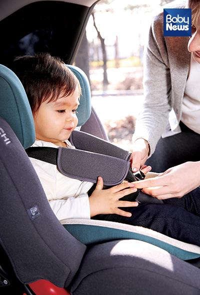 안전용품인 카시트는 구입 전 장착 방식과 소재 등을 꼼꼼히 따져보고 구입해야 한다. ⓒ다이치