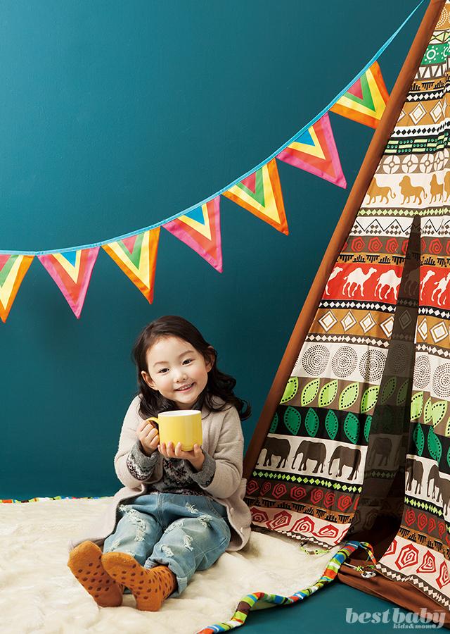 겨울철, 아이 방 보온 대책 세우기