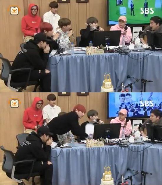 사진=SBS 파워FM '두시탈출-컬투쇼' 방송화면 캡처