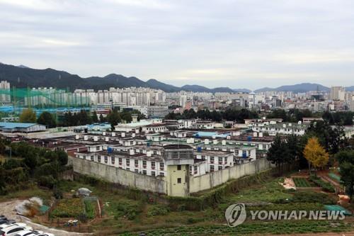 5·18 암매장 추정지 옛 광주교도소 전경. [연합뉴스 자료사진]