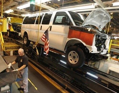 ▲ 미국 GM의 한 공장. ⓒAP=연합뉴스