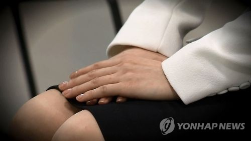 여성 취업 면접 [연합뉴스TV 캡처]