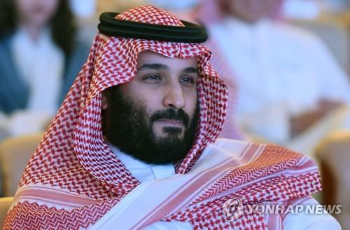 모하마드 빈살만 사우디 왕세자[AFP=연합뉴스 자료사진]