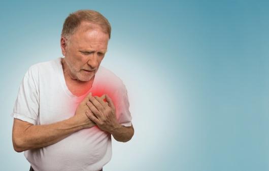 심장의 통증