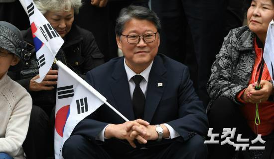 조원진 대한애국당 대표. (사진=이한형 기자/자료사진)