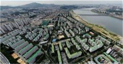 ▲ 반포동 일대 아파트 전경(아시아경제DB)