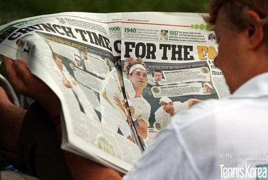 테니스의 다양한 용어는 경기를 이해하는데 도움이 된다. 사진= GettyImagesKorea