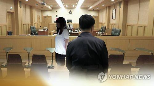 잠자던 친딸 성폭행한 '인면수심' 40대 징역 7년형(CG) [연합뉴스TV 제공]
