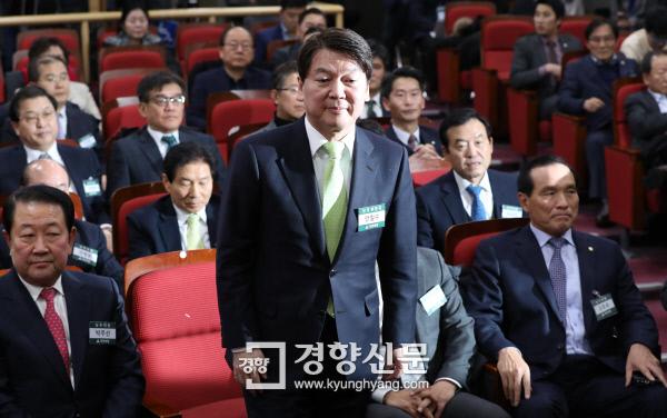 12월 21일 국회 의원회관에서 열린 국민의당 당무위원회에서 안철수 대표가 발언하고 있다. / 김창길 기자