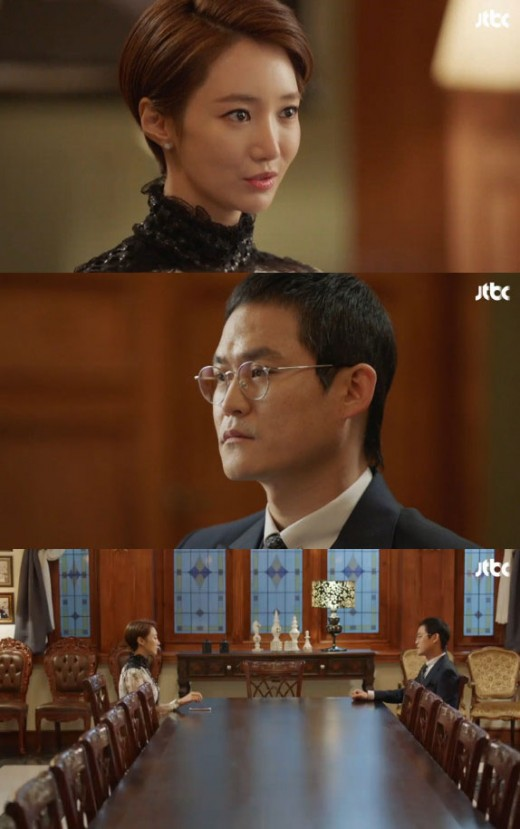 """'언터처블' 고준희, 김성균에 충격고백  """"내 인생이 담보"""""""