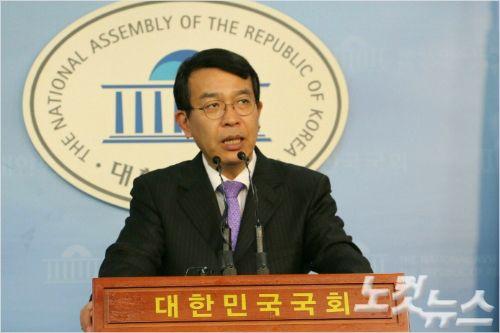 정의당 김종대 의원(자료사진)