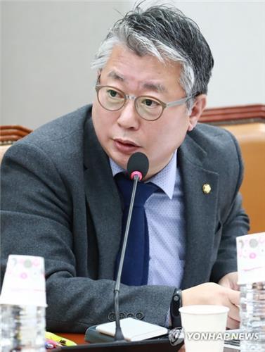 [연합뉴스 자료사진] 조응천 더불어민주당 의원
