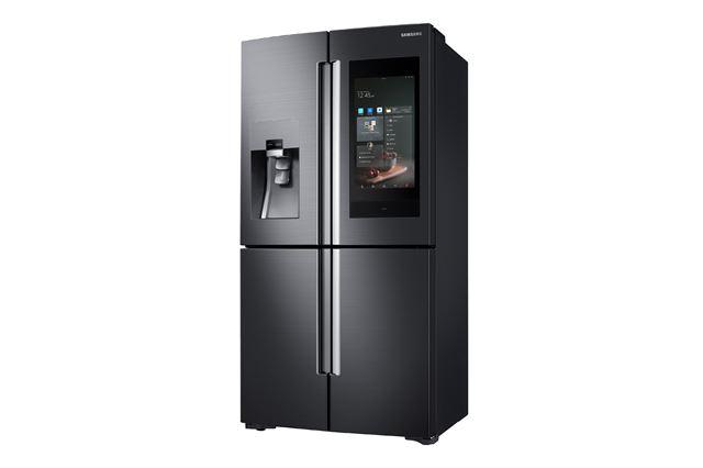 삼성전자 '2018년형 패밀리허브' 냉장고. 삼성전자 제공
