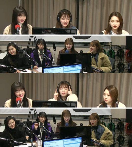 오마이걸 / 사진=SBS 러브 FM '김창렬의 올드스쿨'