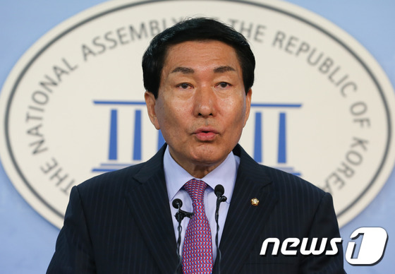 안상수 자유한국당 의원. /뉴스1 © News1 허경 기자
