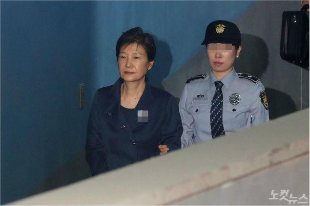박근혜 전 대통령 (자료사진)