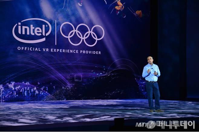 브라이언 크르자니치 인텔 CEO/사진=인텔코리아 제공