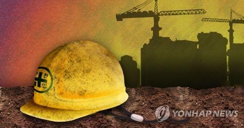영암 시멘트업체 대표, 무너진 흙더미에 파묻혀 사망(종합) #연합뉴스