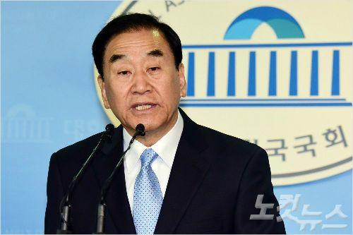 늘푸른한국당 이재오 대표 (사진=윤창원 기자/자료사진)