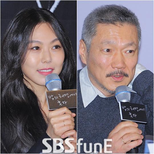 홍상수 부인, 이혼재판 무대응→적극 변론..달라진 이유?