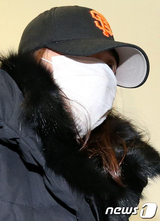 국가정보원 댓글공작 사건의 시작을 알렸던 '국정원 여직원' 김모씨. 2012.12.13/뉴스1