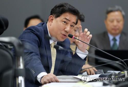더불어민주당 김병기 의원 [연합뉴스 자료사진]