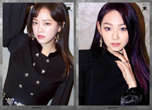 """[DA:인터뷰 ②] 구구단 세정&미나 """"연기 도전, 멤버들 생각 많이 났죠"""""""