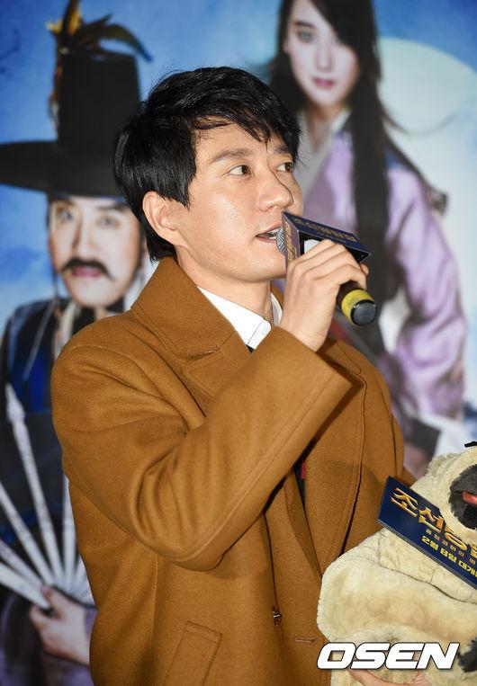 [사진]김명민, '조선명탐정'이 돌아 왔습니다