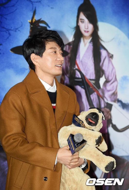 [사진]김명민, '조선 제일의 명탐정'
