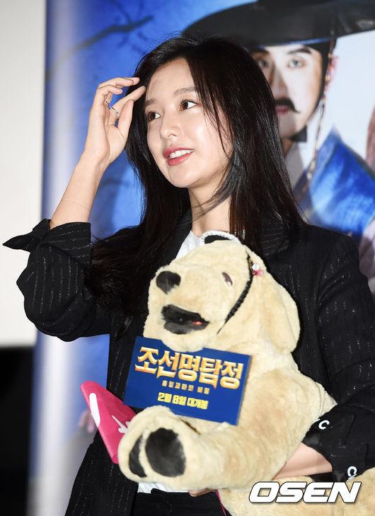 [사진]김지원, '청순미녀, 러블리 가득'