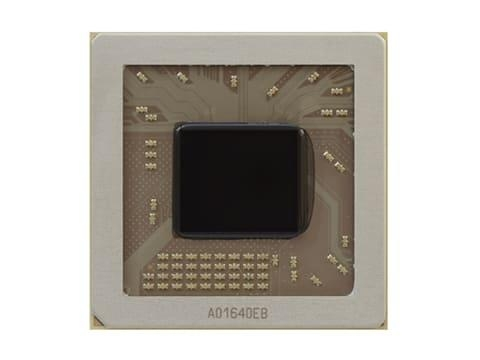 중국의 반도체 기업 자오신이 내놓은 CPU 'KX-5000'. / 자오신 제공