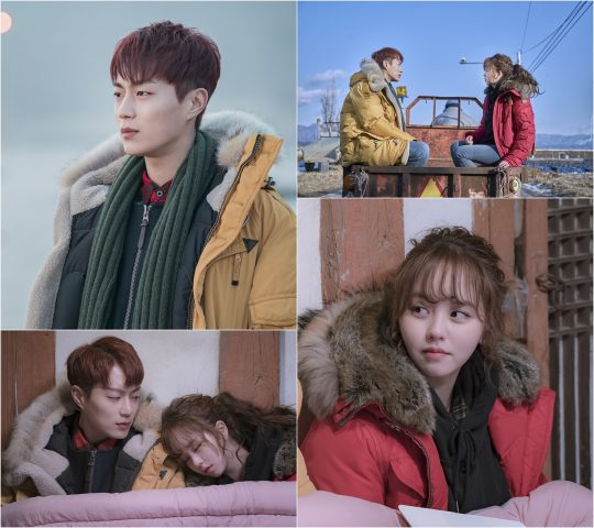 '라로' 윤두준♥김소현, 둘만의 '심쿵' 1박 2일 기획 회의