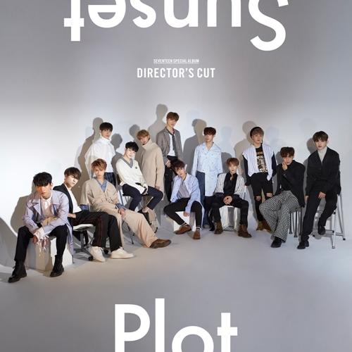 '글로벌 대세' 세븐틴, '디렉터스 컷' 아이튠즈 29개국 1위