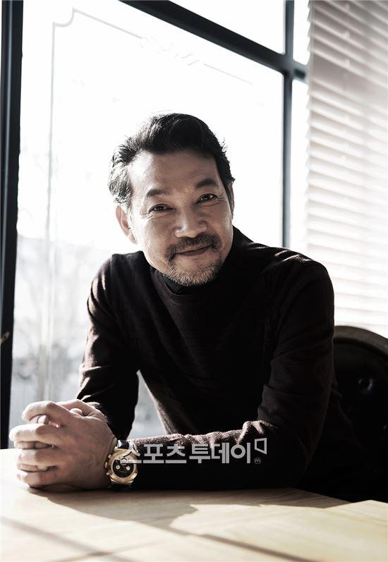 """'흥부' 정진영 """"故 김주혁, 참 선한 사람"""" [인터뷰 비하인드]"""