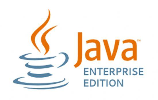 자바 엔터프라이즈 에디션(Java EE, 자바EE) 로고.