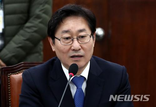 외나무다리서 만난 앙숙.. 박범계-장제원 '수석대변인' 맞대결 #국민일보