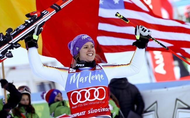 '스키 여제'의 자리를 노리고 있는 미케일라 시프린. [사진=연합뉴스]