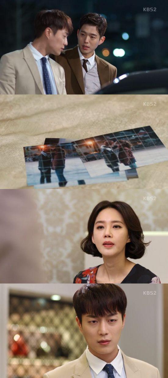 """[텔리뷰] '라디오 로맨스' 오현경, 윤두준 협박 """"김소현 장담 못 한다"""""""