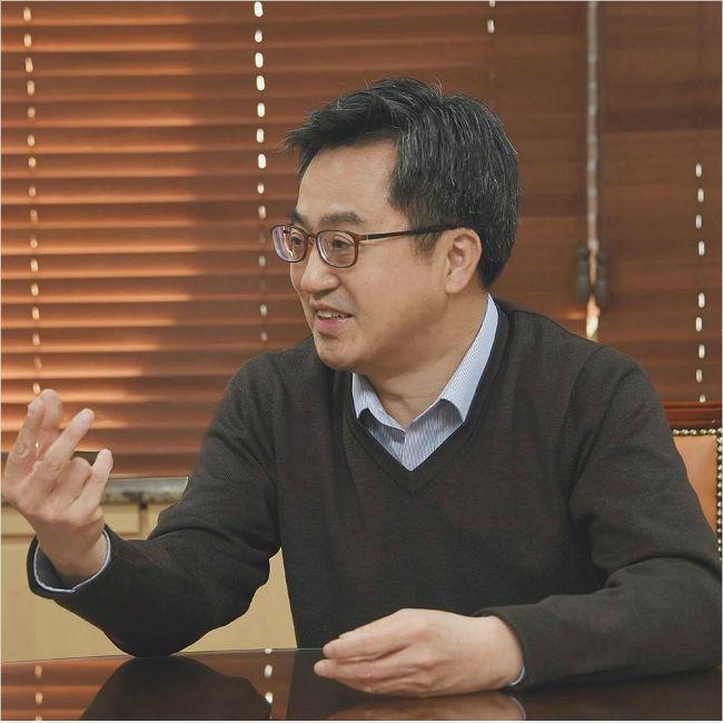 김동연 경제부총리 겸 기획재정부 장관 (사진=페이스북 사진)